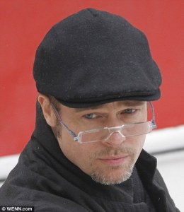 Even Brad Pitt needs readers.